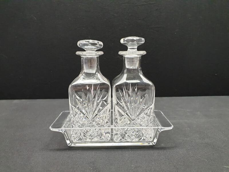 Davinci kristal whiskey karaf